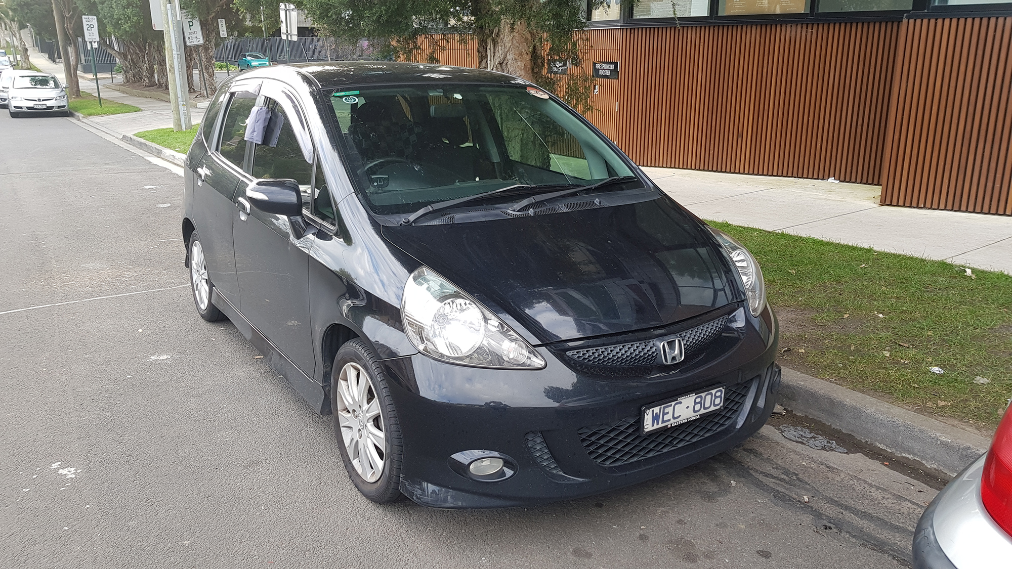 Picture of Kwok Man's 2008 Honda Jazz