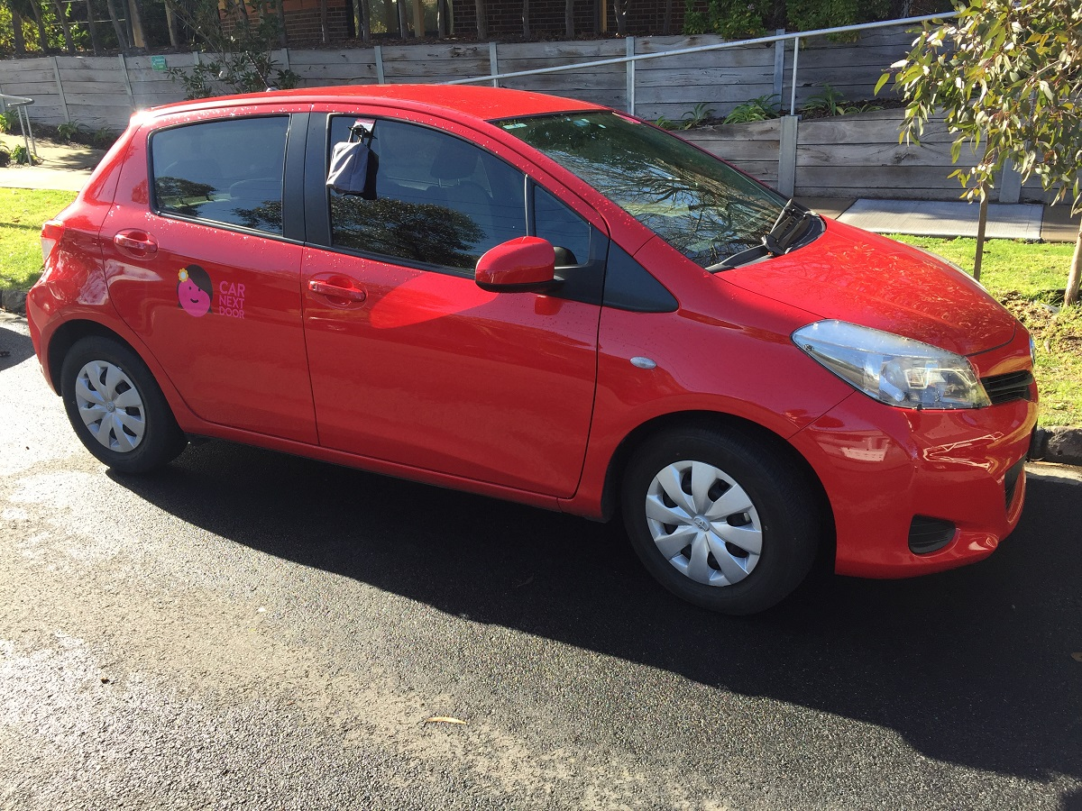 Picture of Katie's 2014 Toyota Yaris