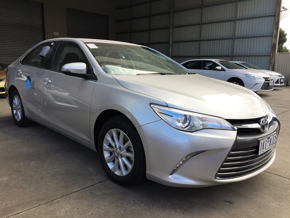 Picture of Peter's 2015 Toyota Camry