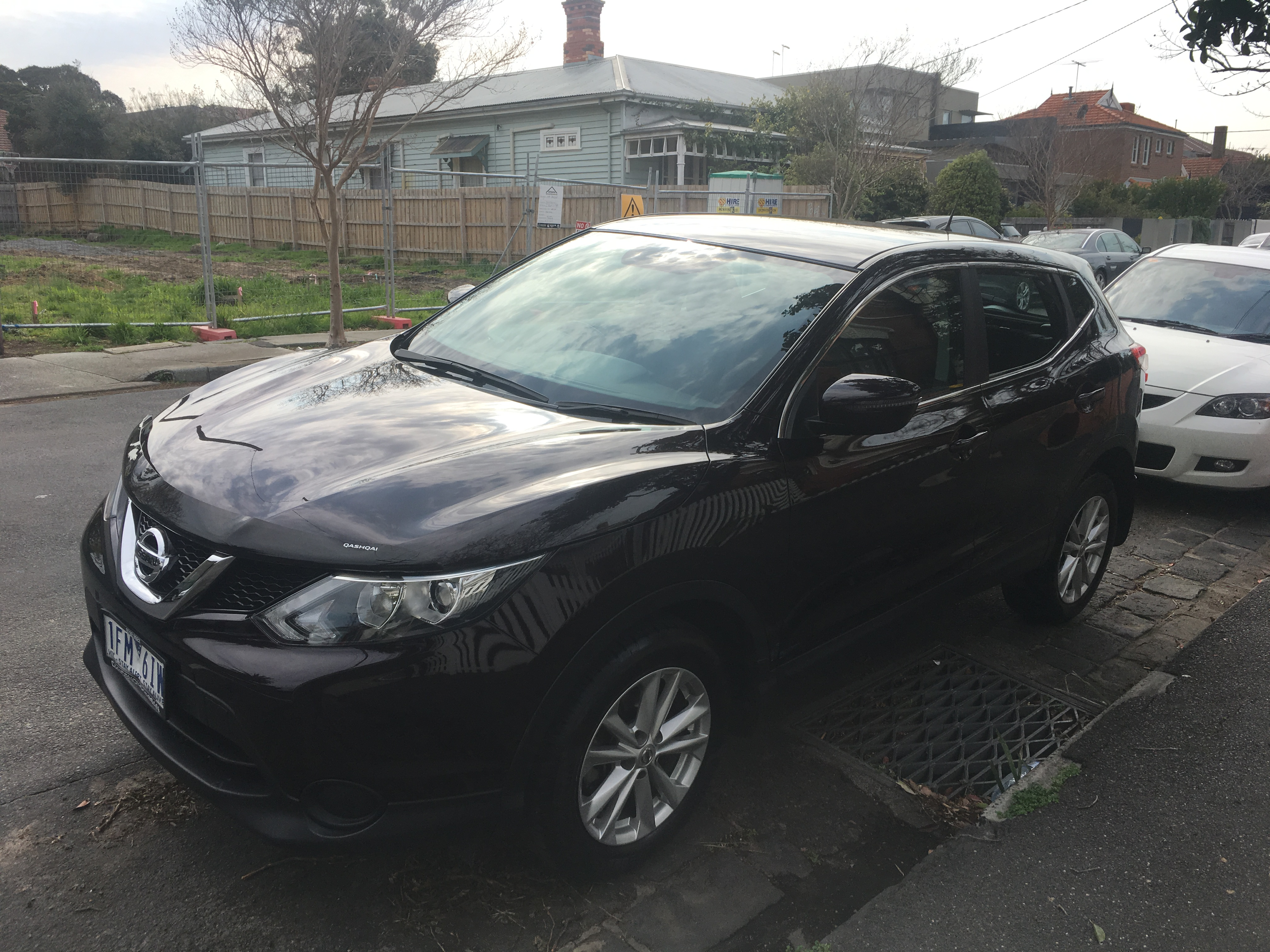 Picture of David's 2015 Nissan Qashqai
