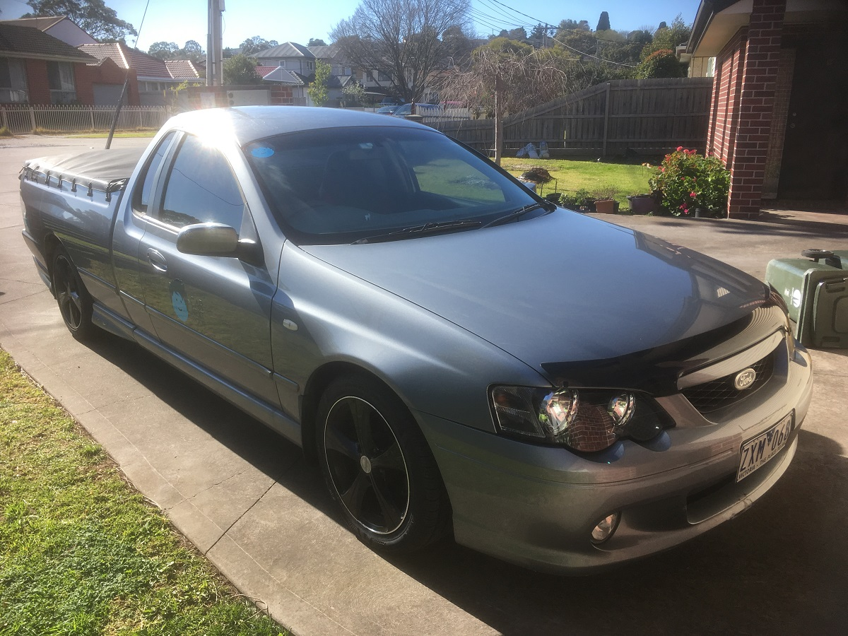 Picture of John's 2003 Ford Falcon