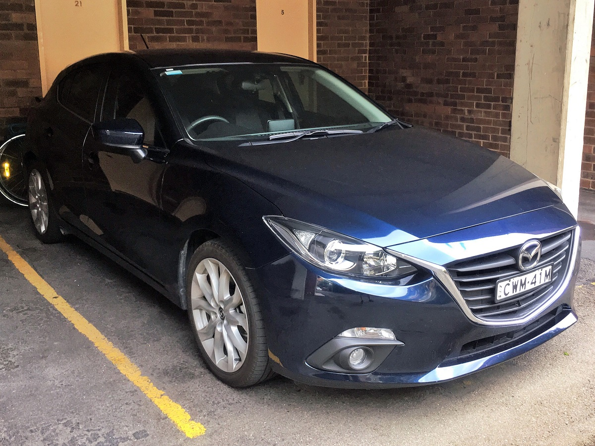 Picture of Rosemarie's 2014 Mazda 3