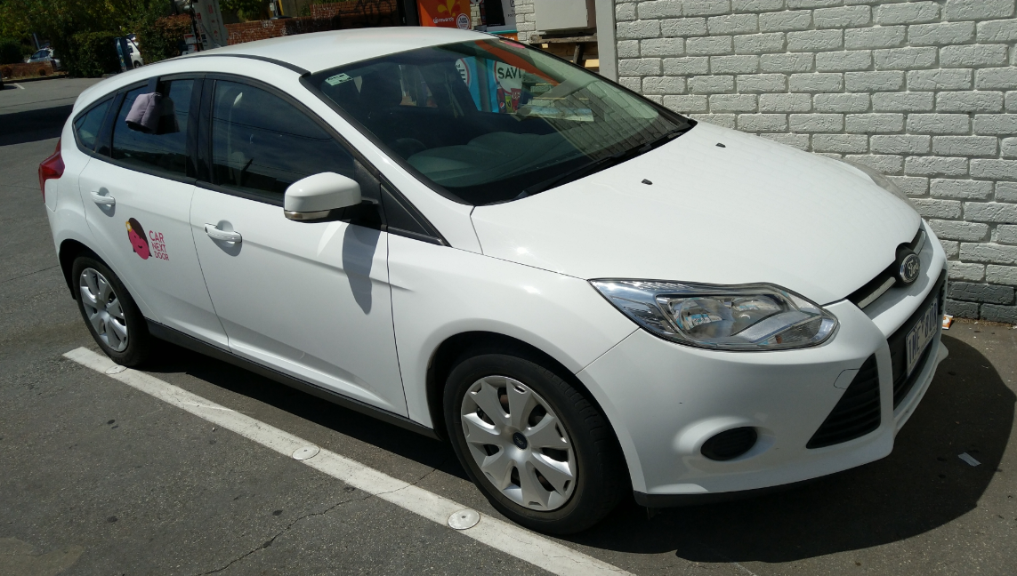 Picture of Peter's 2014 Ford Focus