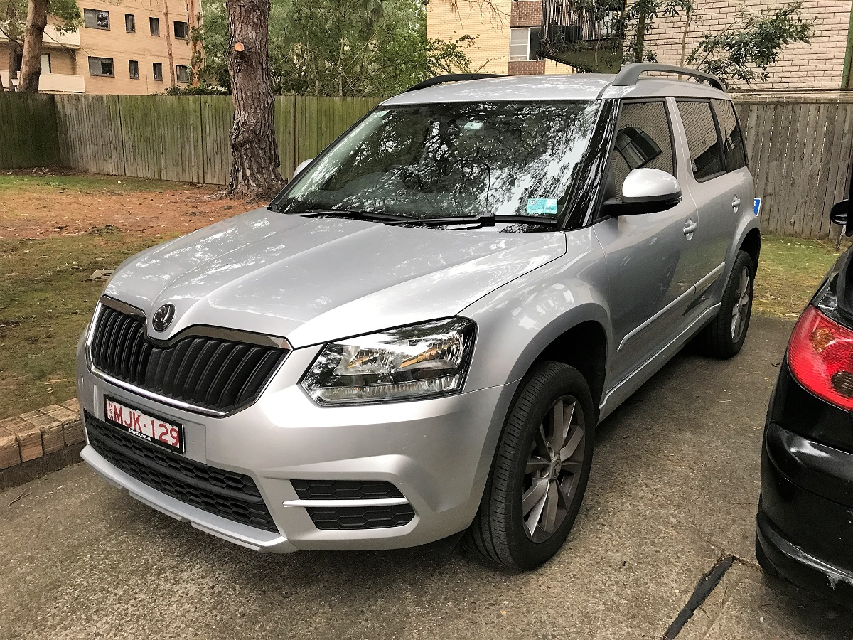 Picture of Wayne's 2014 Skoda Yeti