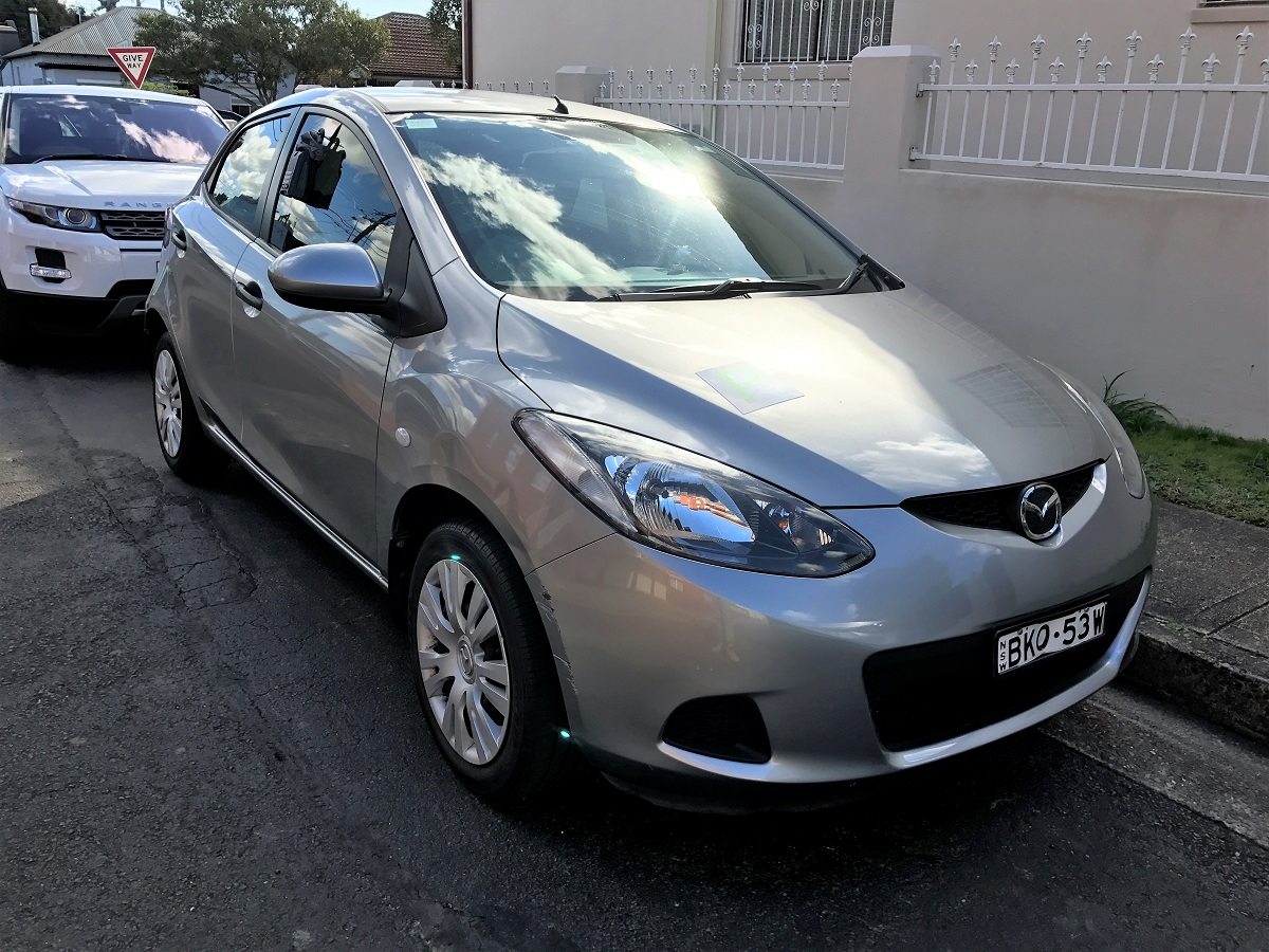 Picture of Wing Hei's 2009 Mazda 2