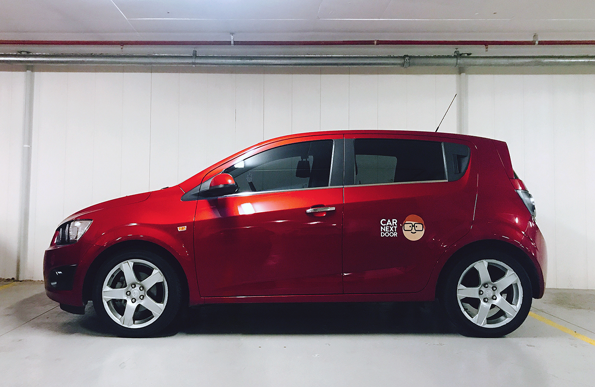 Picture of Xing's 2013 Holden Barina