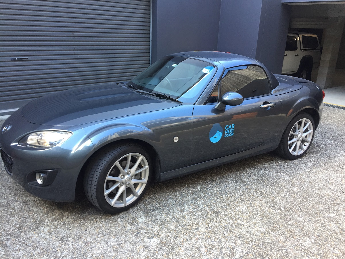 Picture of Angie's 2010 Mazda MX5