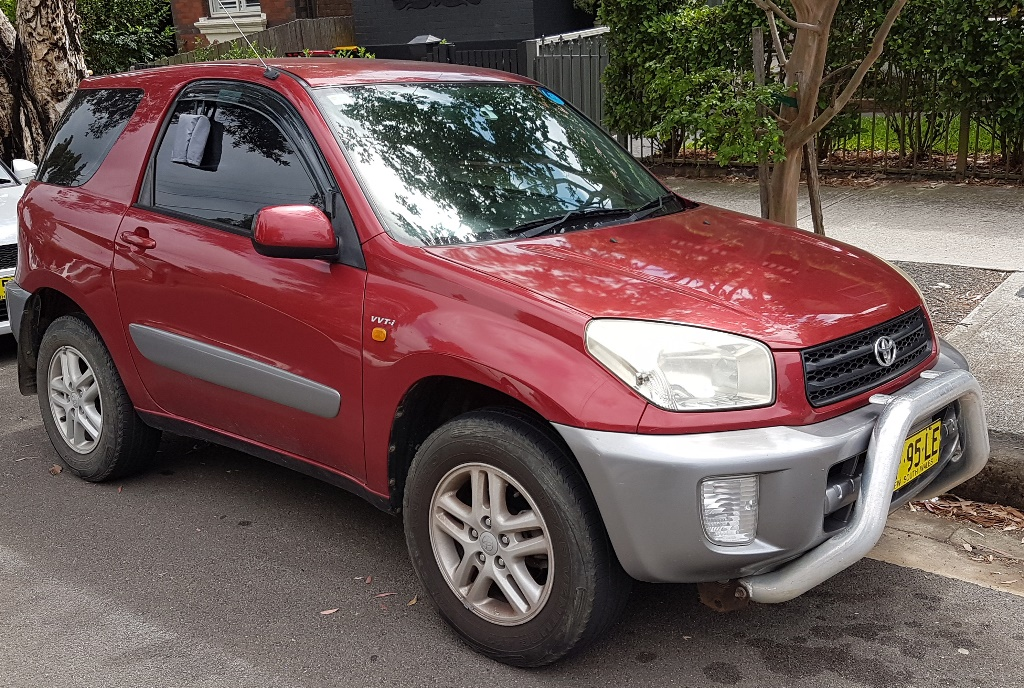Picture of Ngaire's 2003 Toyota RAV4