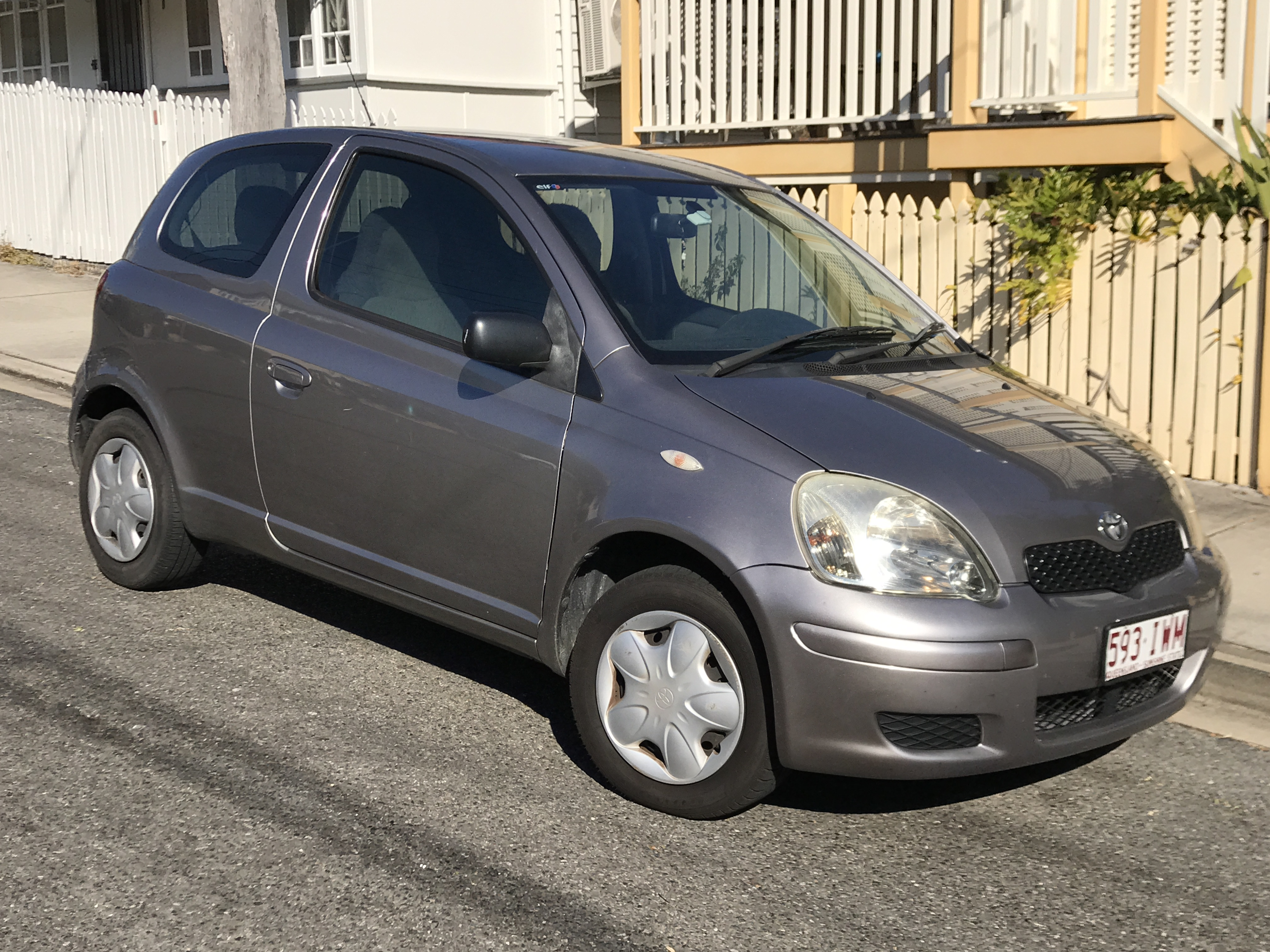 Picture of Scott's 2005 Toyota Echo