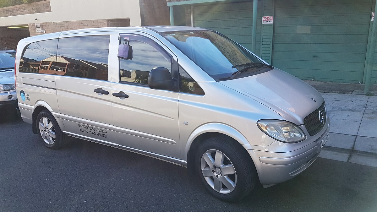 Picture of Sandy's 2009 Mercedes Vito