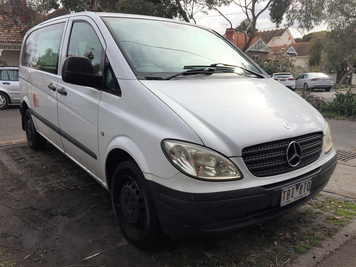 Picture of Matteo's 2004 Mercedes Vito