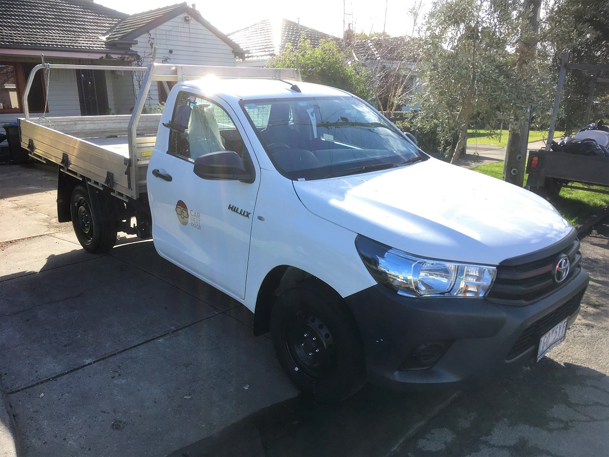 Picture of Murisi's 2015 Toyota Hilux