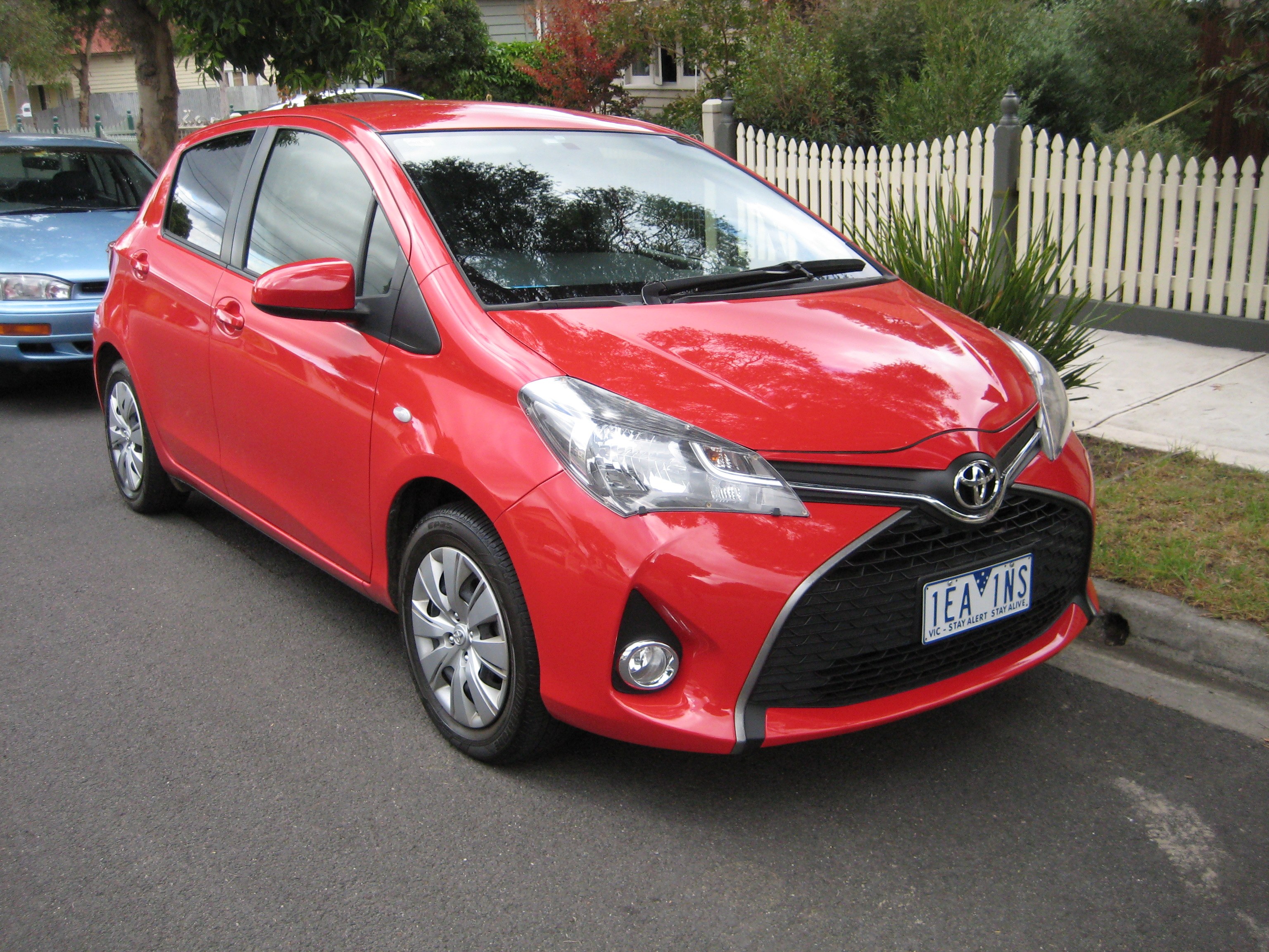 Picture of Nicole's 2014 Toyota Yaris