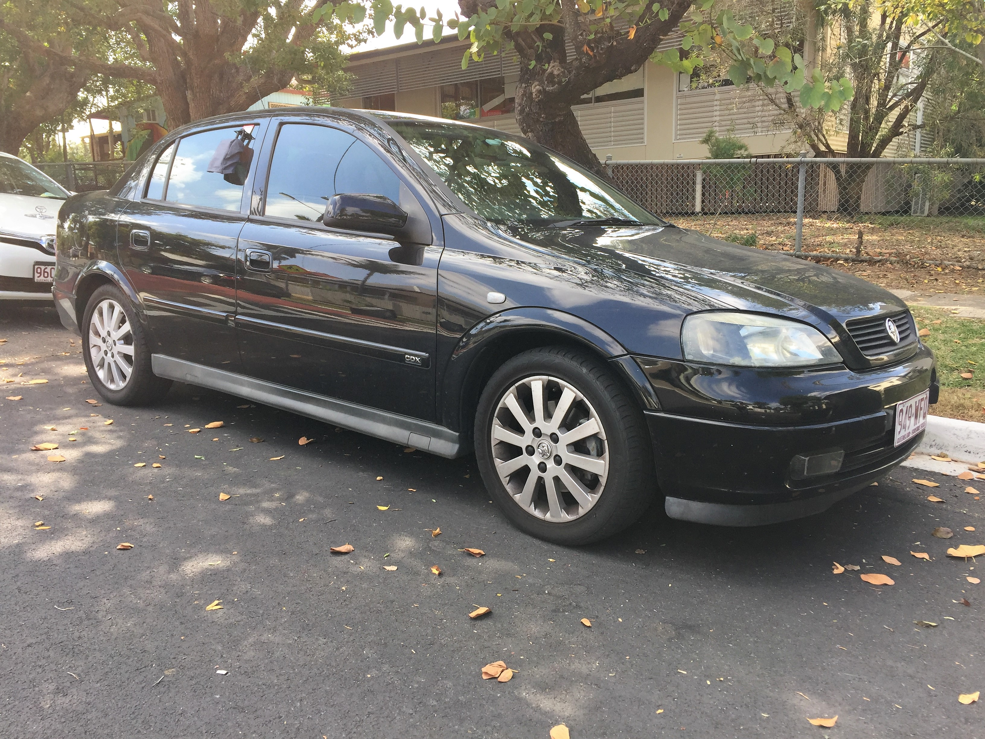 Picture of Renee's 2004 Holden Astra