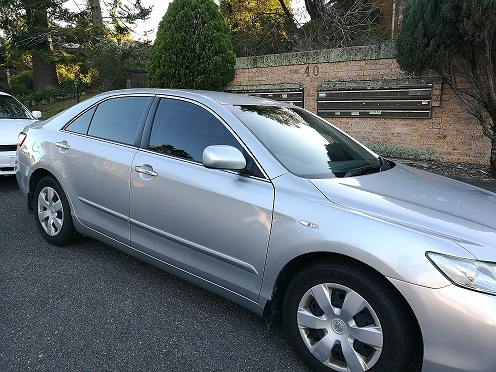 Picture of Salvador's 2006 Toyota Camry