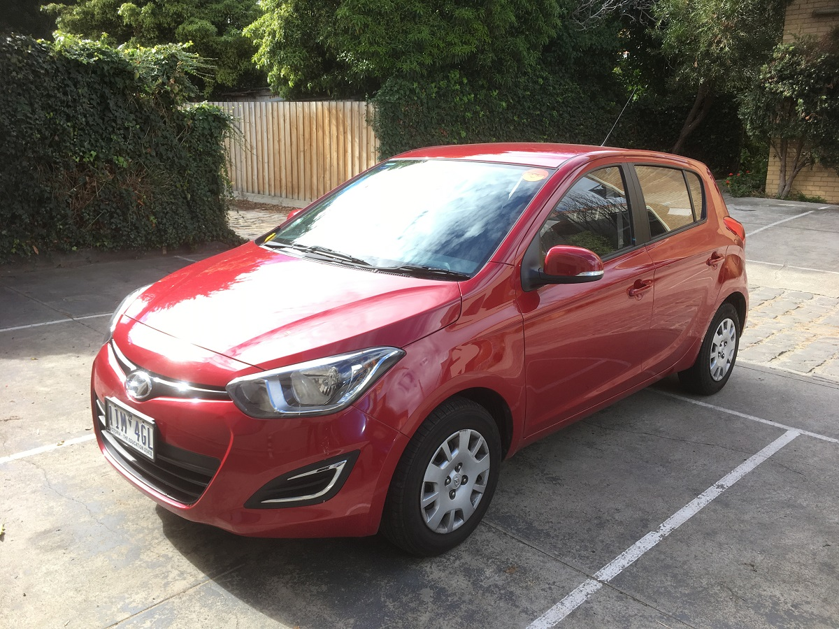 Picture of Scottnes' 2015 Hyundai i20