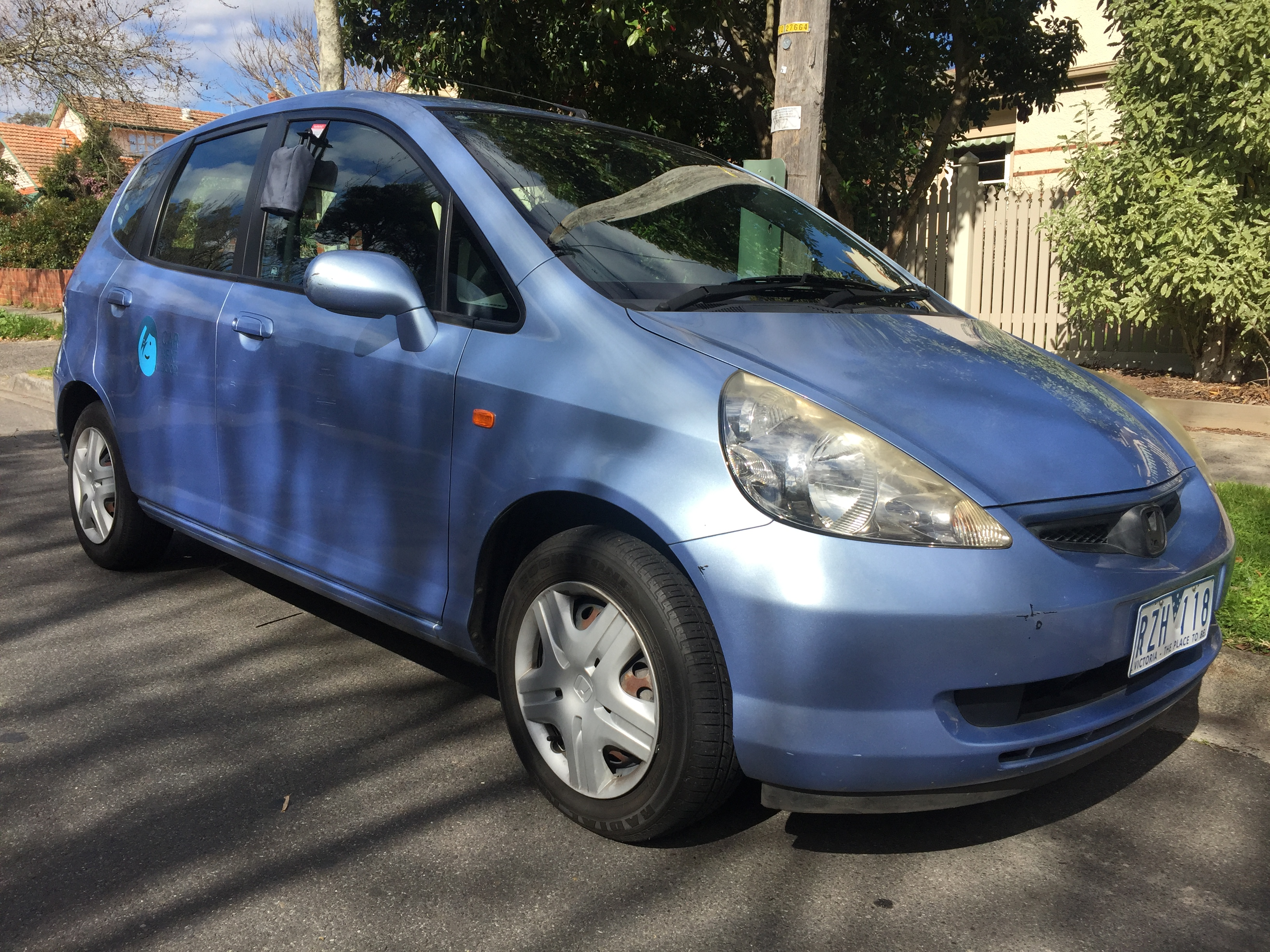Picture of Abel's 2003 Honda Jazz
