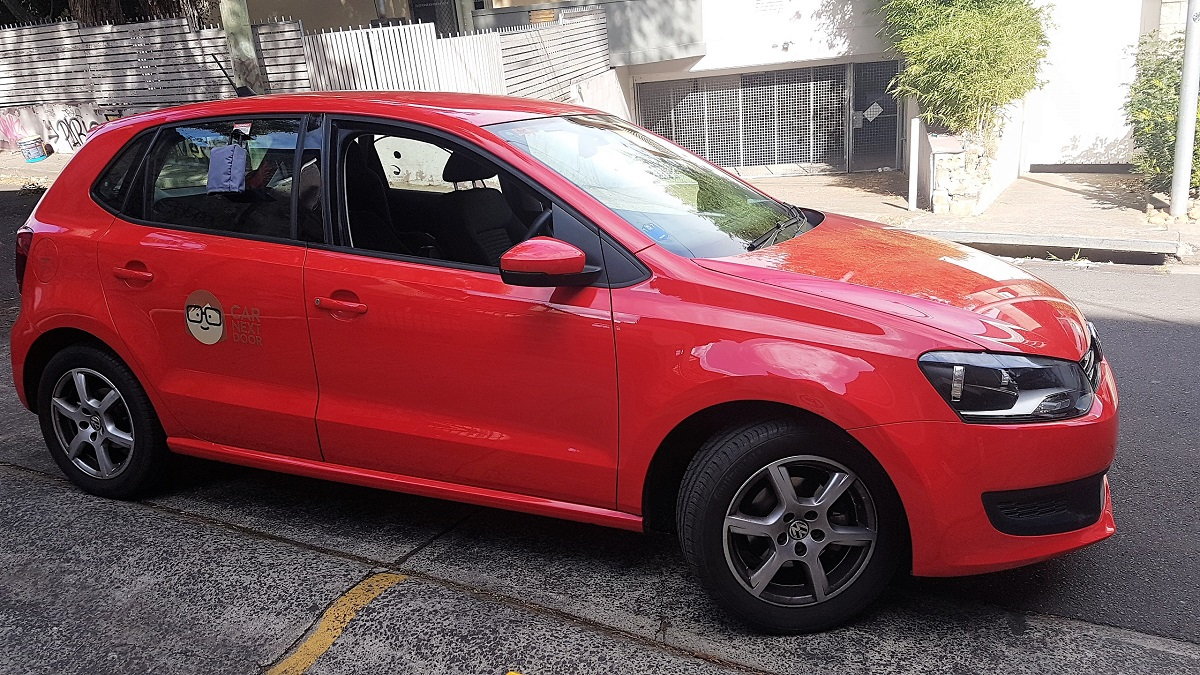 Picture of Marnie's 2012 Volkswagen Polo