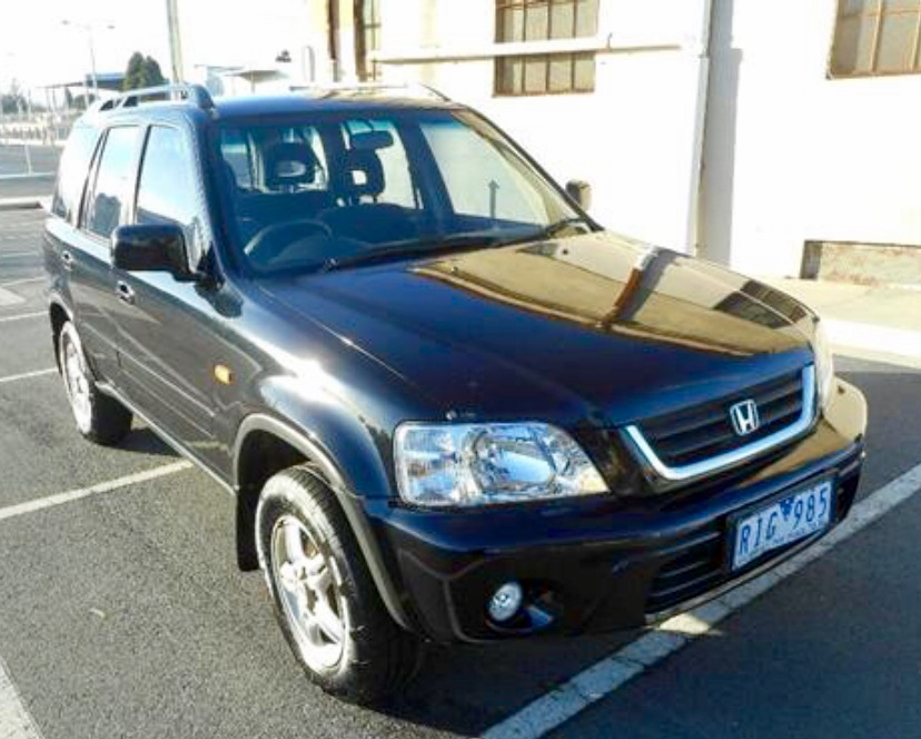 Picture of Rosa's 2001 Honda CR-V