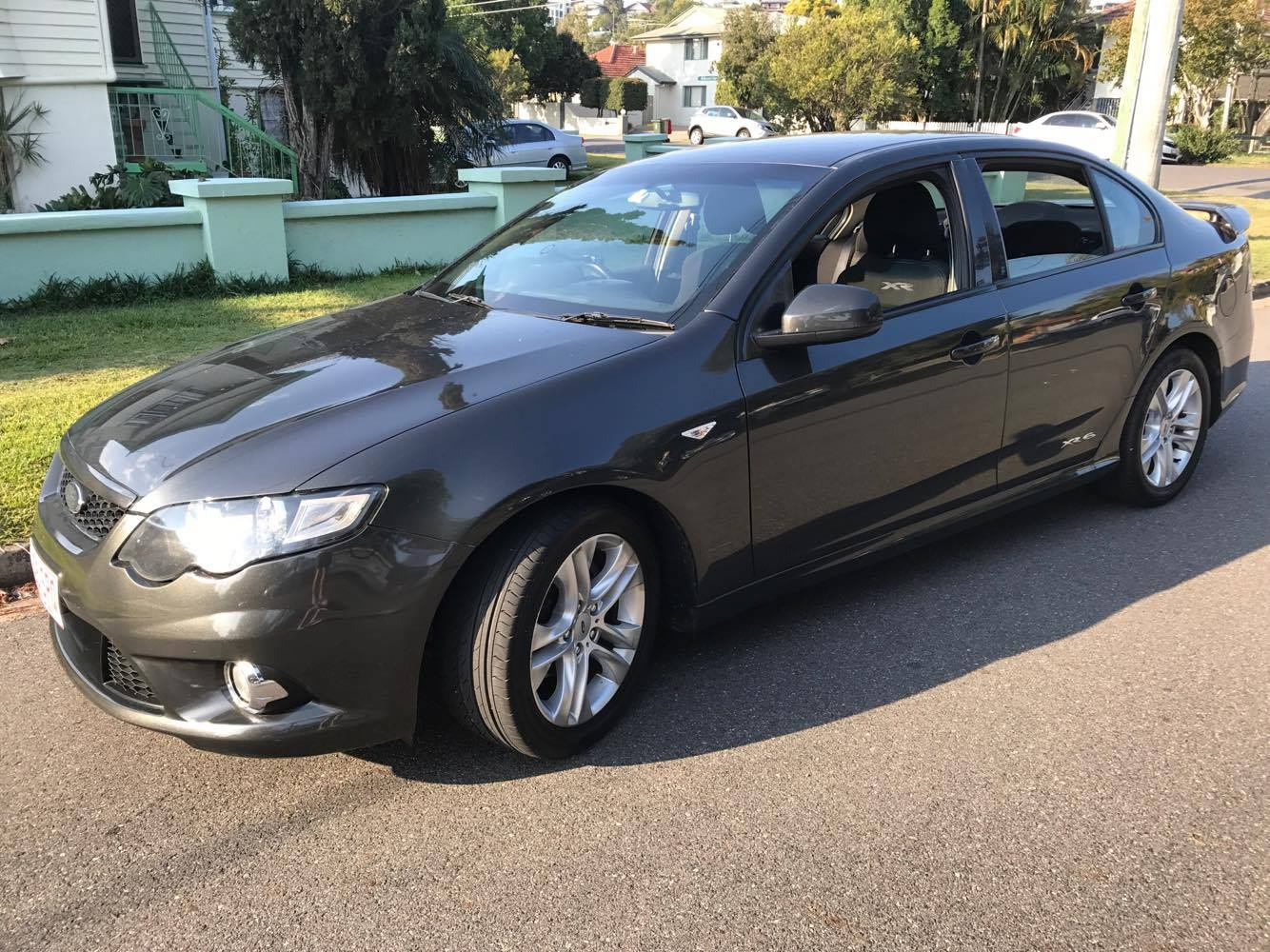 Picture of Stephen's 2009 Ford Falcon XR6