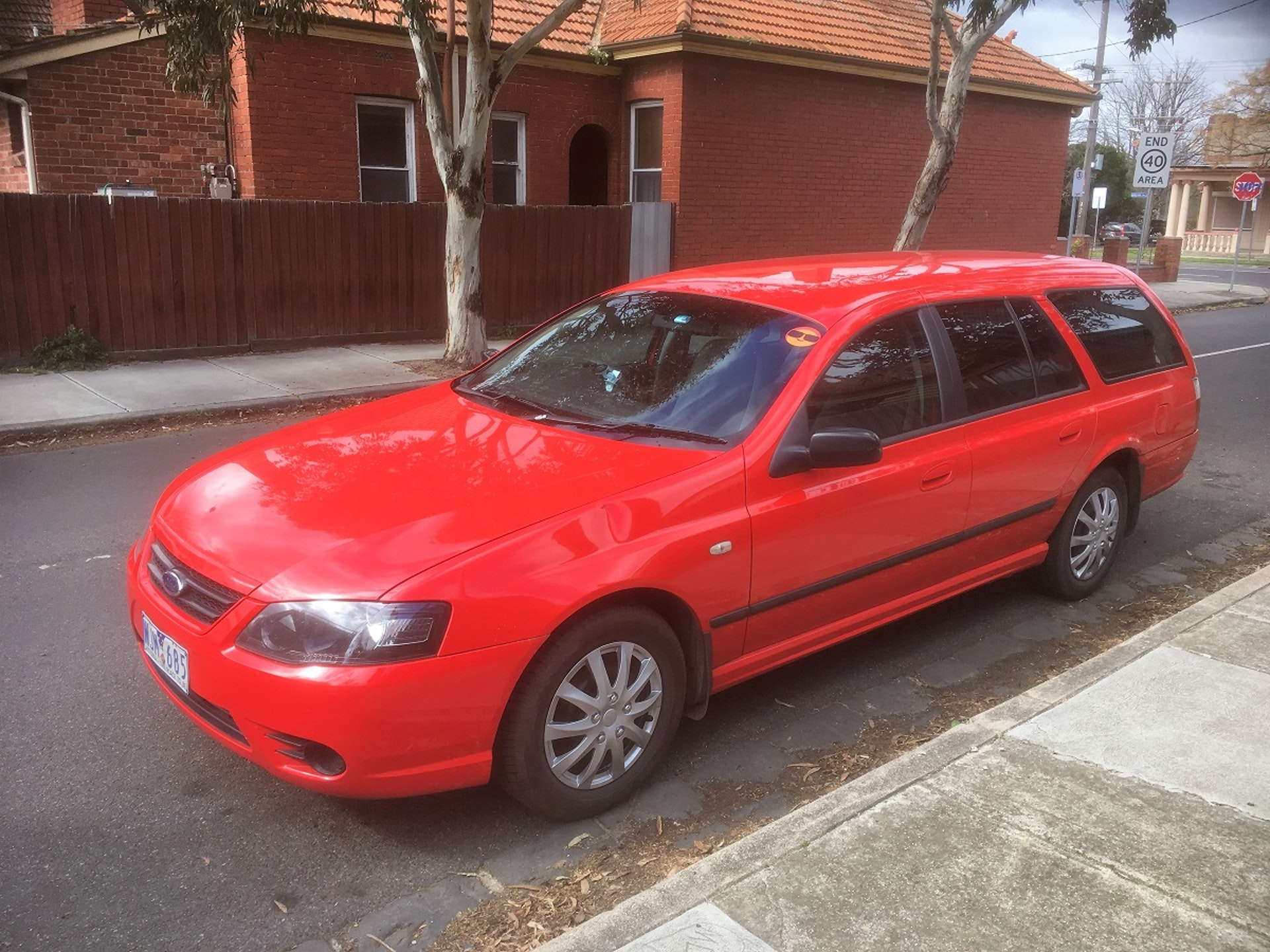 Picture of Tara's 2008 Ford Falcon
