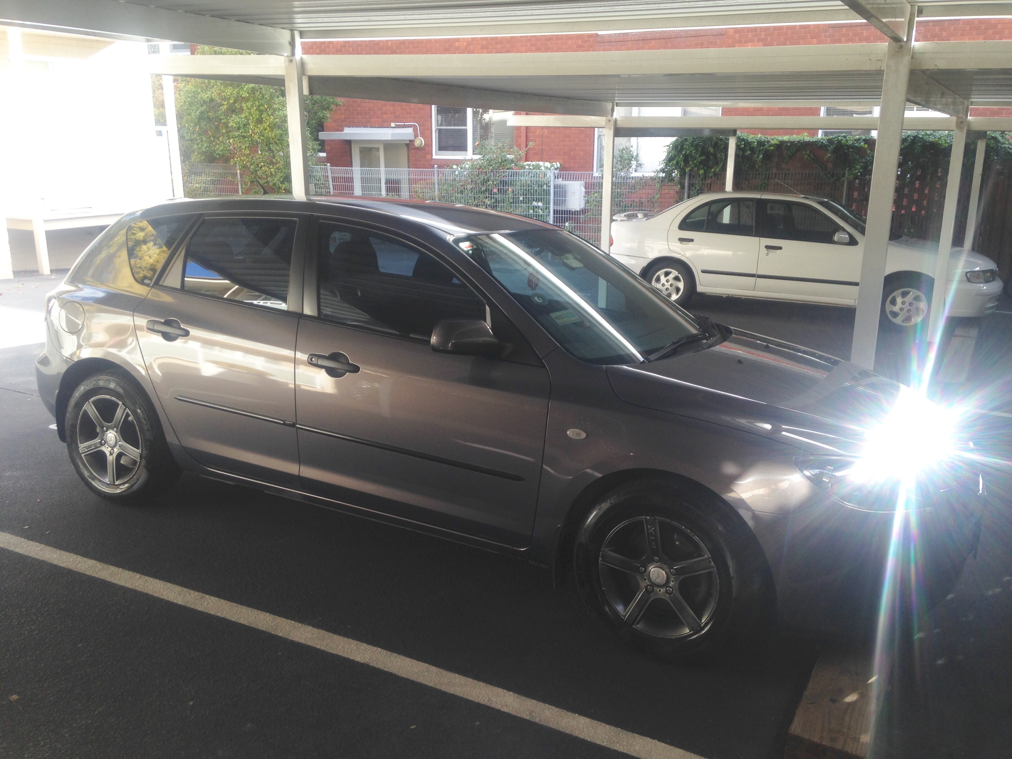 Picture of Louise's 2007 Mazda 3
