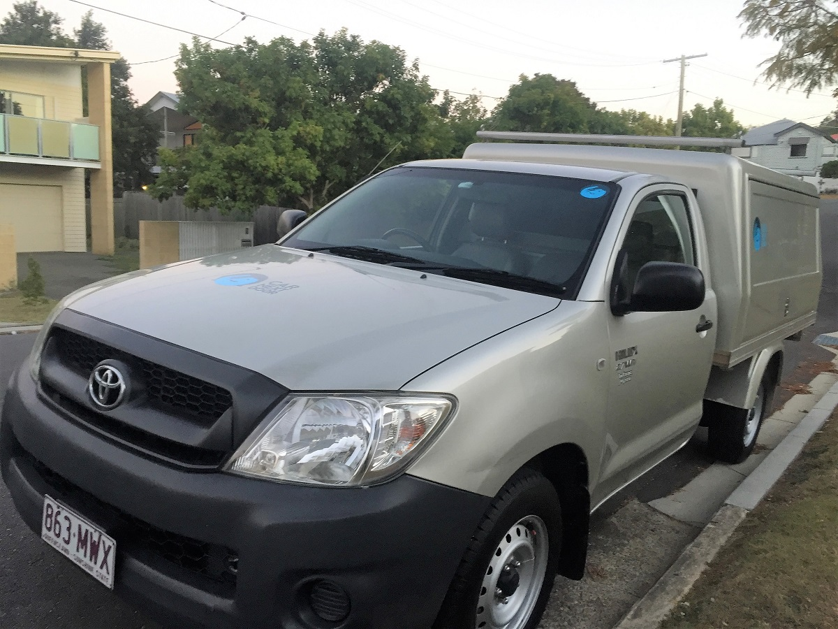 Picture of Nathan's 2010 Toyota Hilux