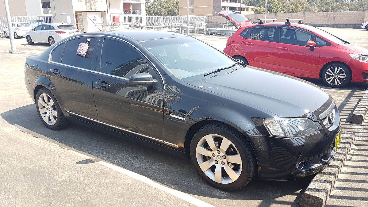 Picture of Rony's 2007 Holden Commodore