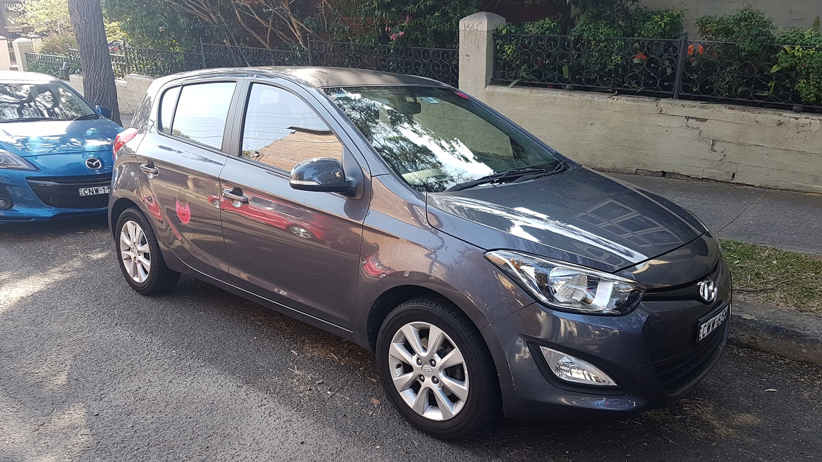 Picture of Bridget's 2014 Hyundai i20