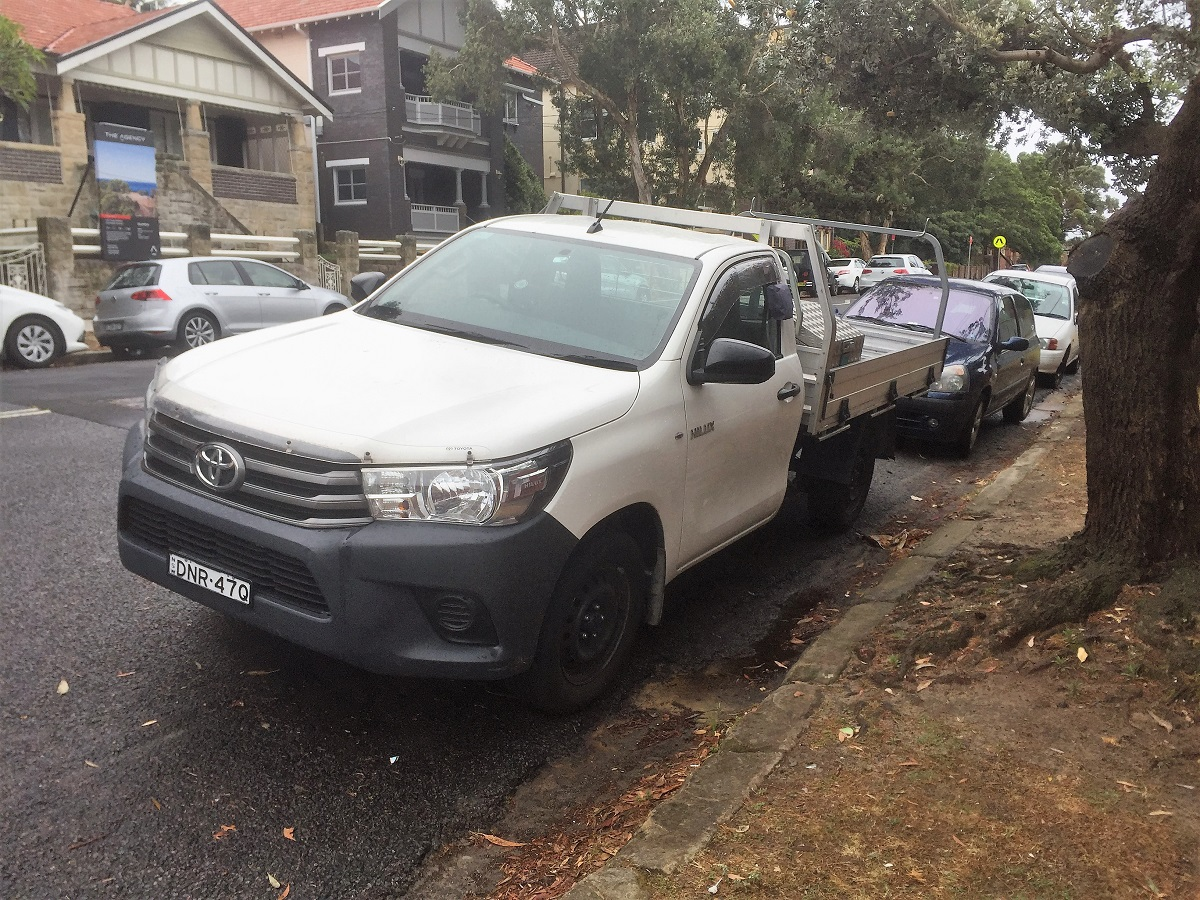 Picture of Nick's 2015 Toyota Hilux