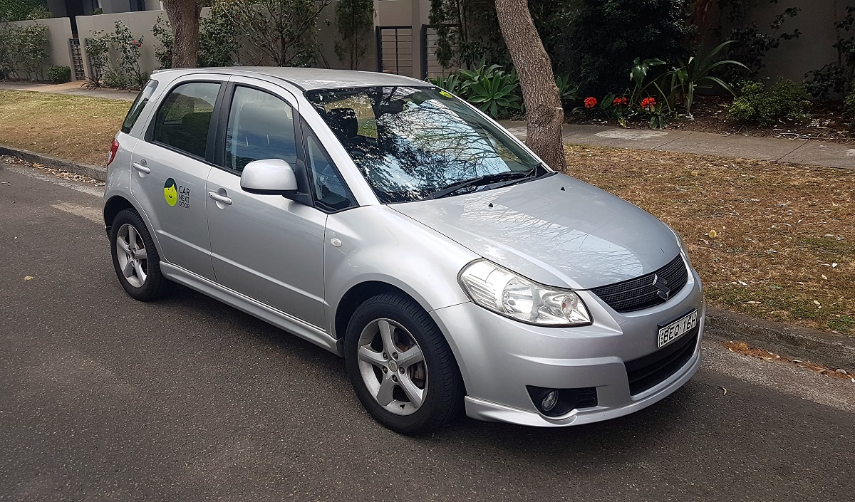Picture of Matthew's 2007 Suzuki SX4