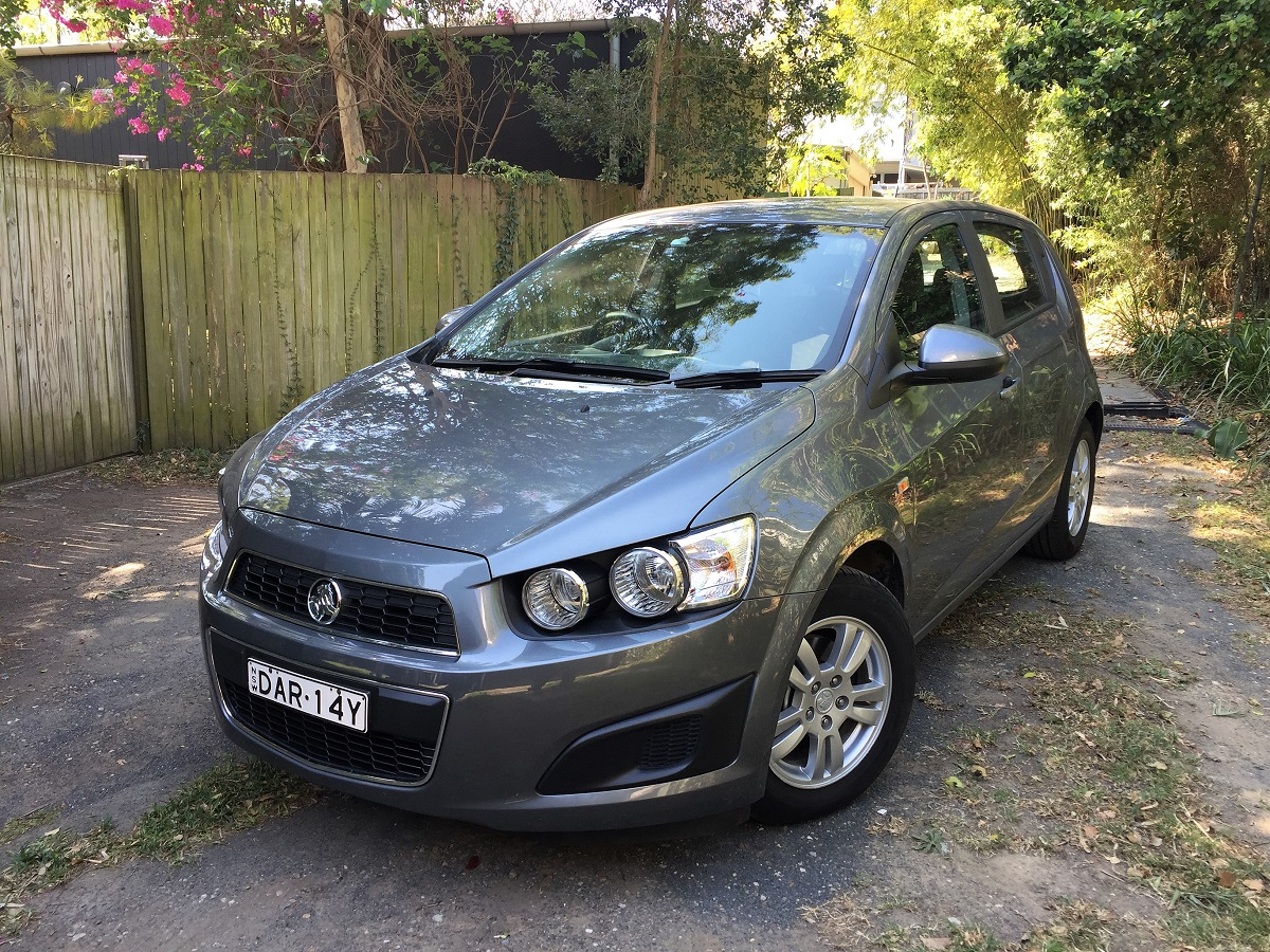 Picture of Elizabeth's 2015 Holden Barina