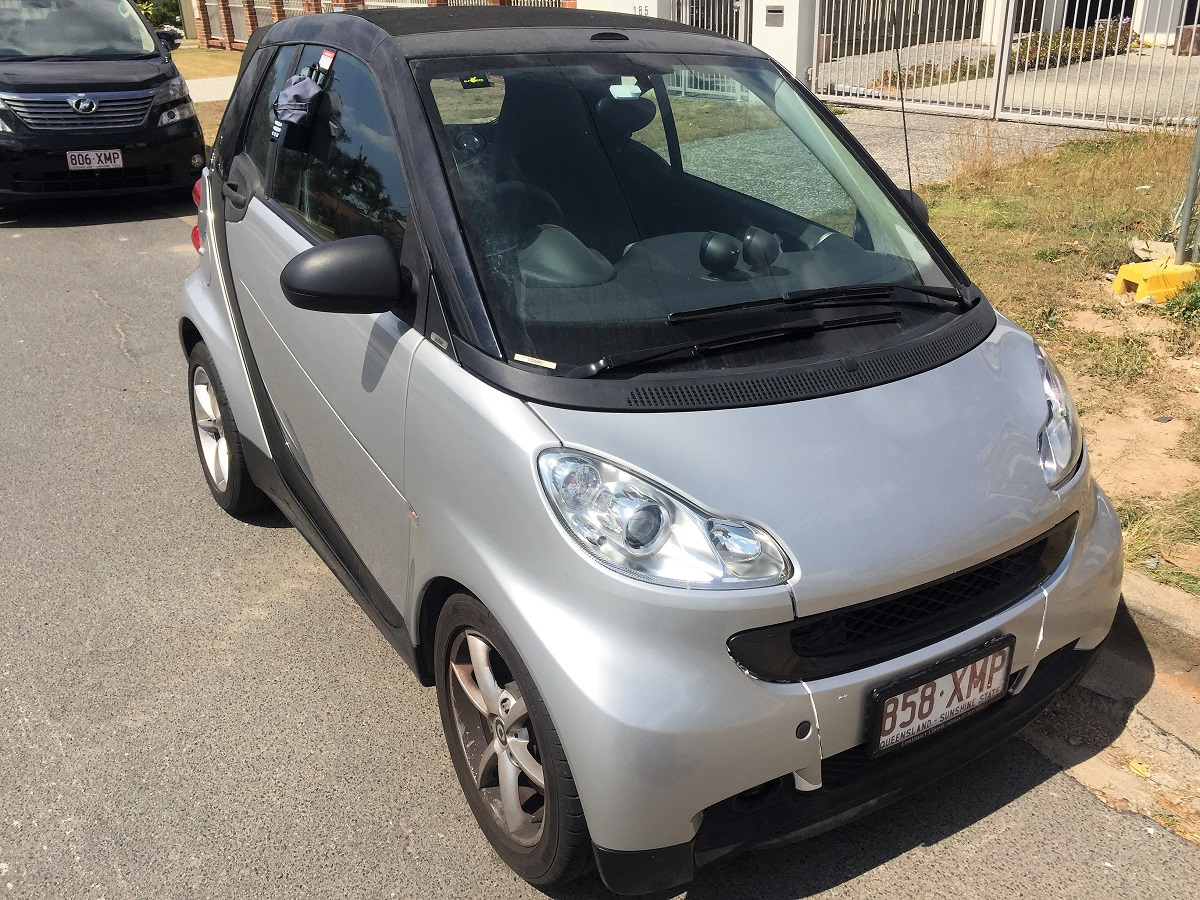 Picture of Noriko's 2012 Smart Fortwo