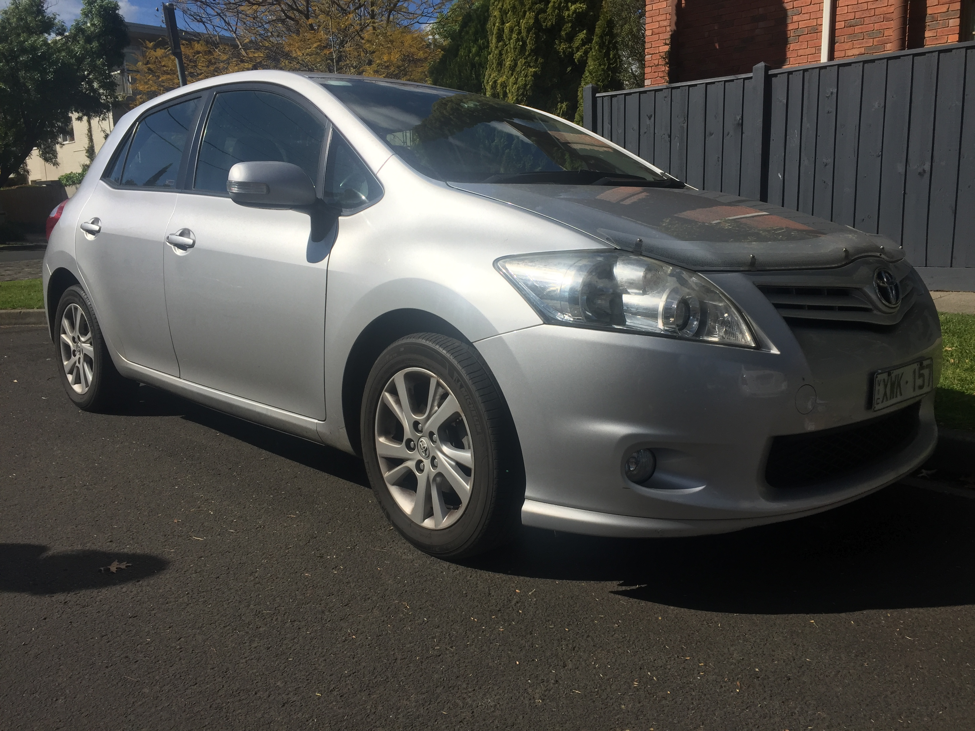 Picture of Lisa's 2010 Toyota Corolla