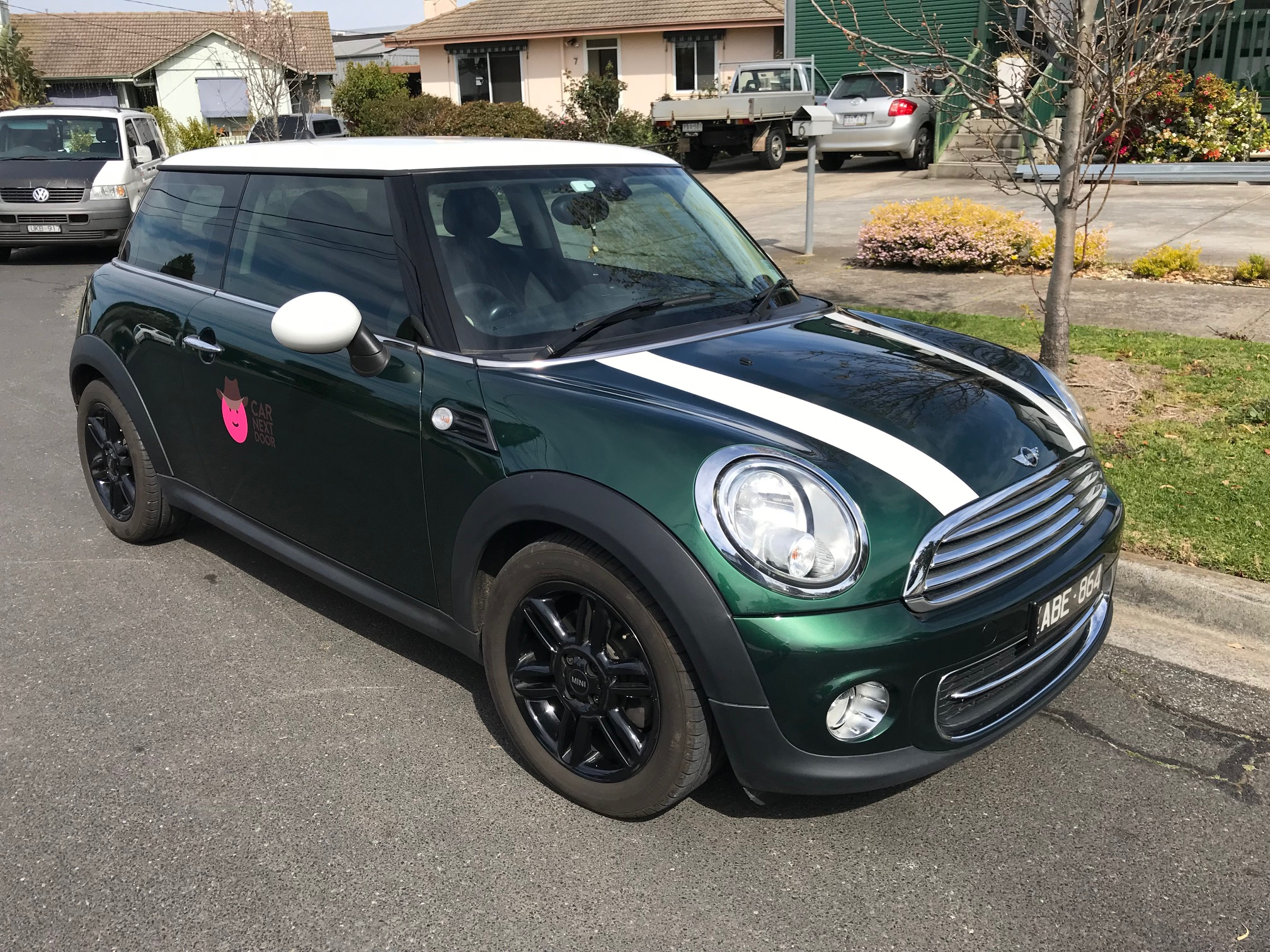 Picture of Ellys' 2014 MINI Cooper
