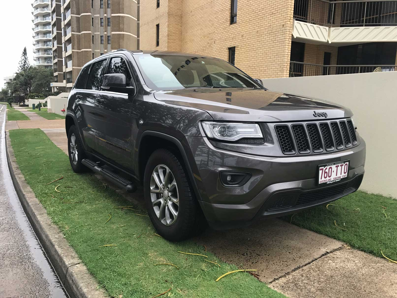 Picture of Ellie's 2013 Jeep Grand Cherokee