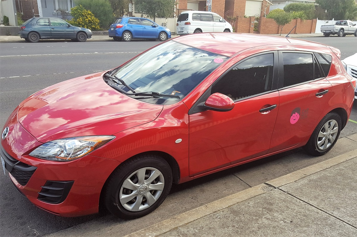 Picture of Emma's 2011 Mazda 3
