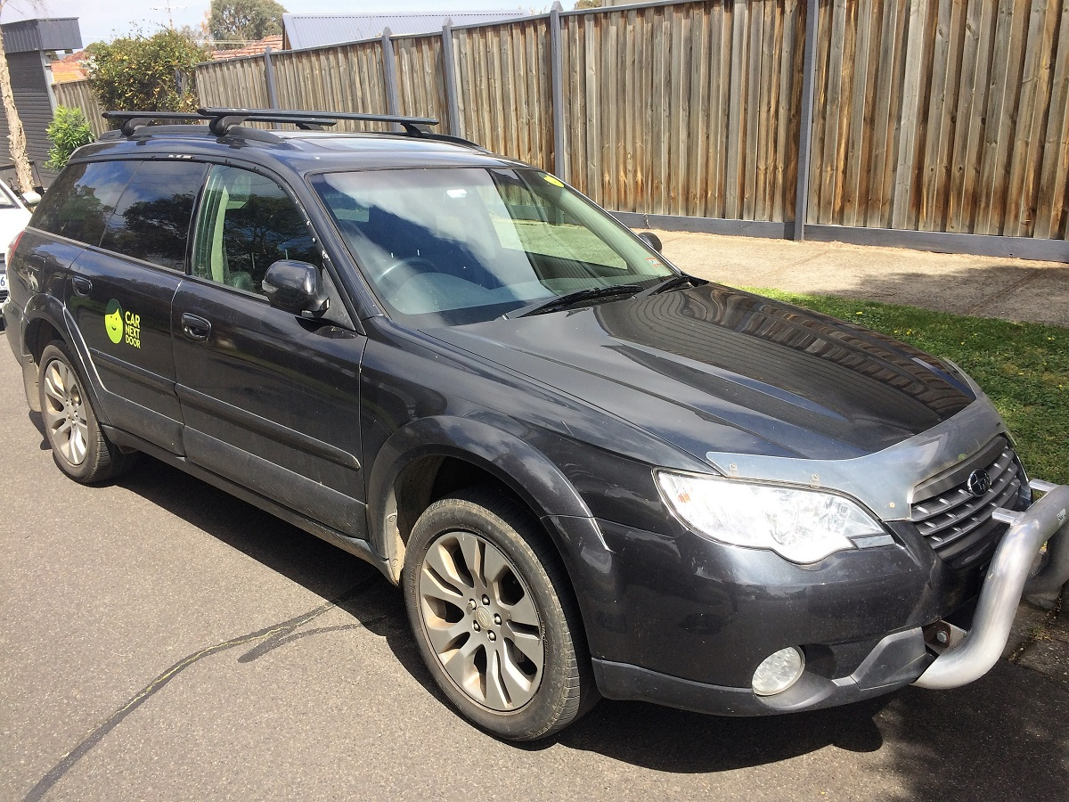 Picture of Robyn's 2008 Subaru Outback