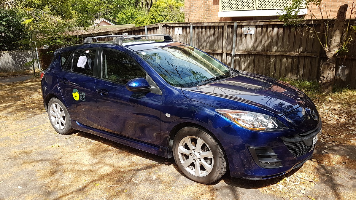 Picture of James' 2009 Mazda 3