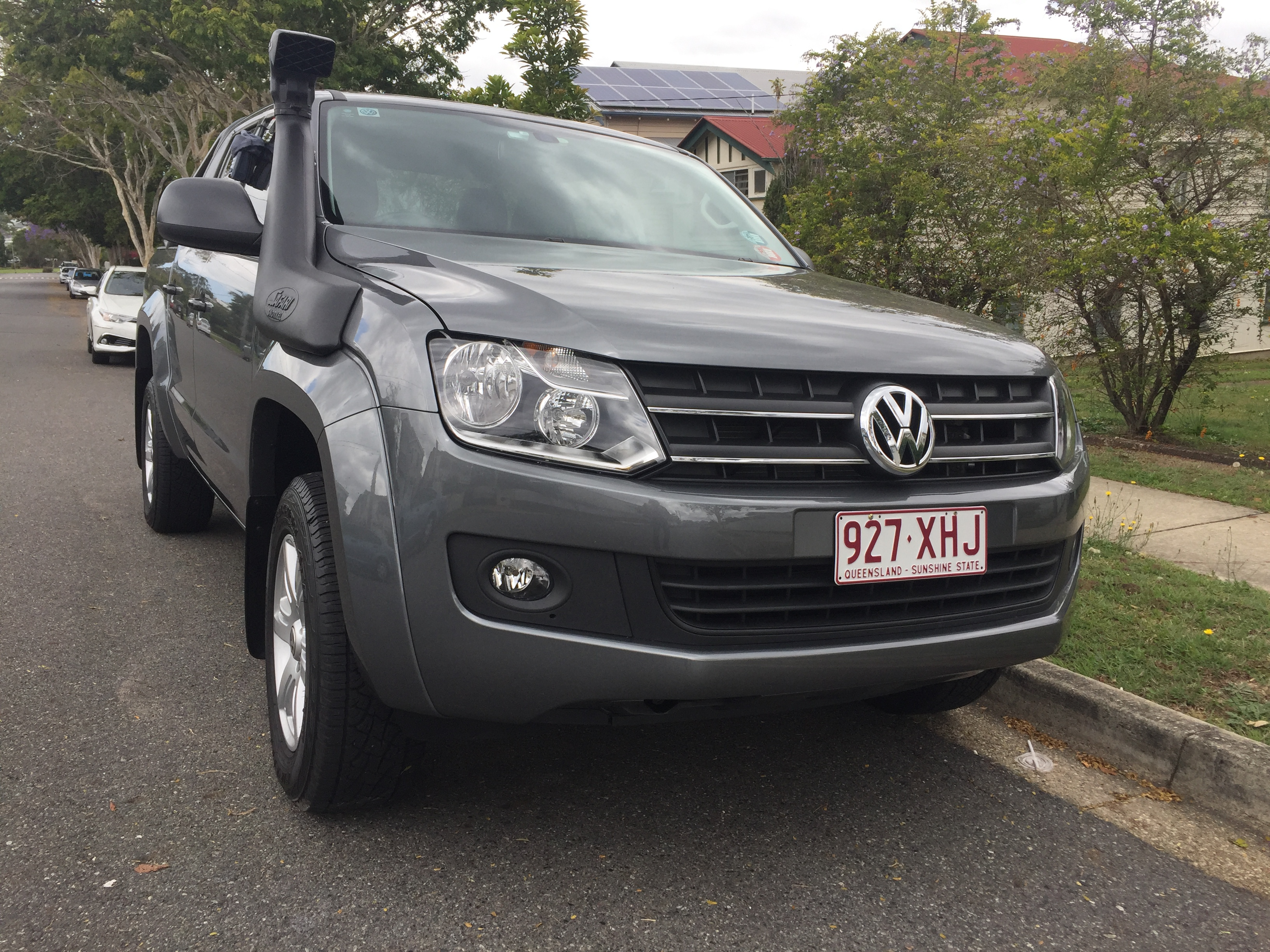 Picture of David's 2016 Volkswagen Amarok