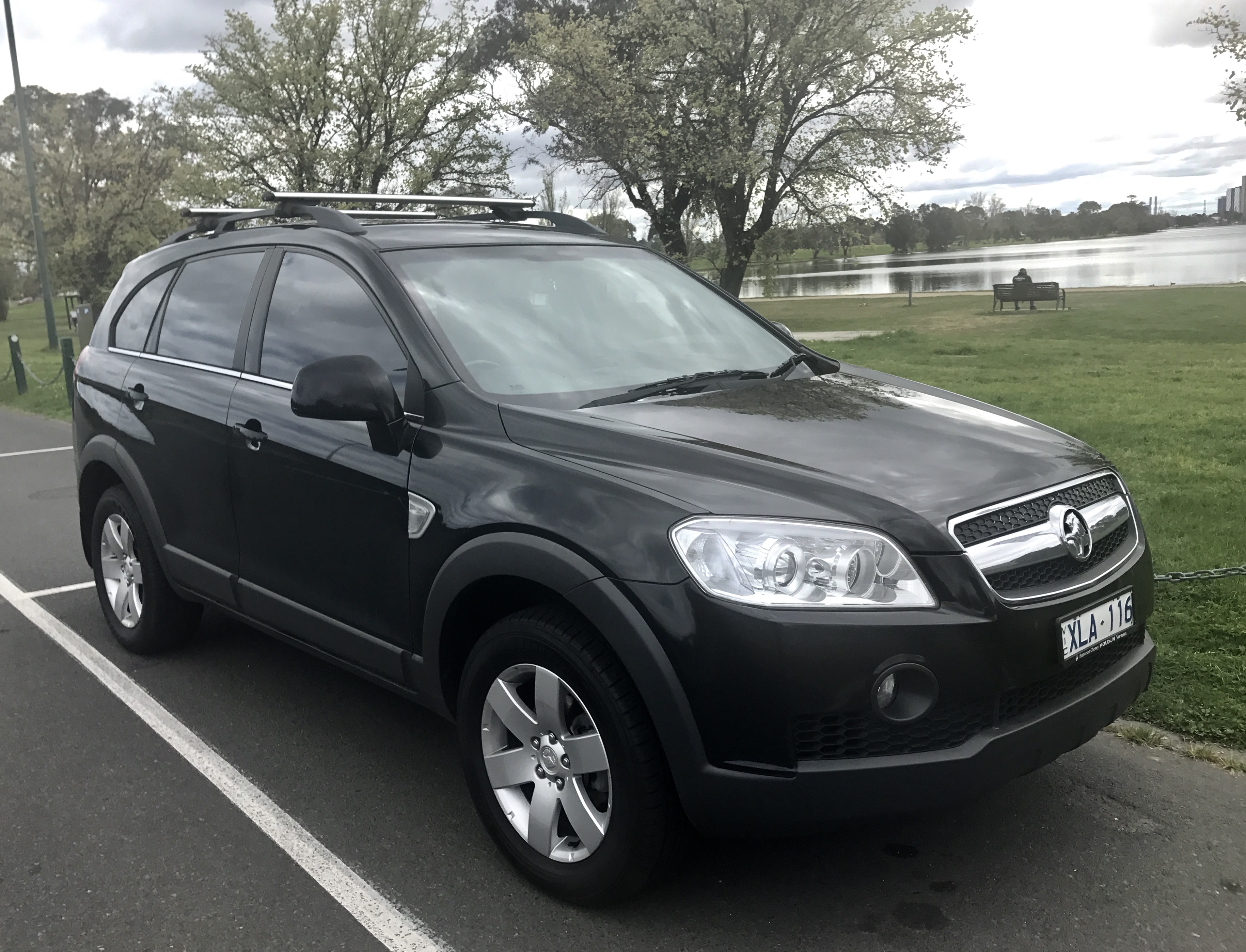 Picture of Shreejan's 2009 Holden Captiva (7 Seater)