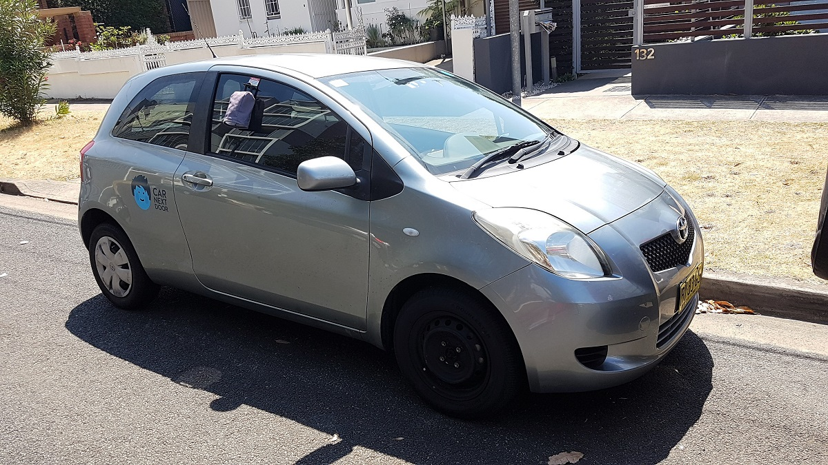 Picture of Qingfei's 2005 Toyota Yaris