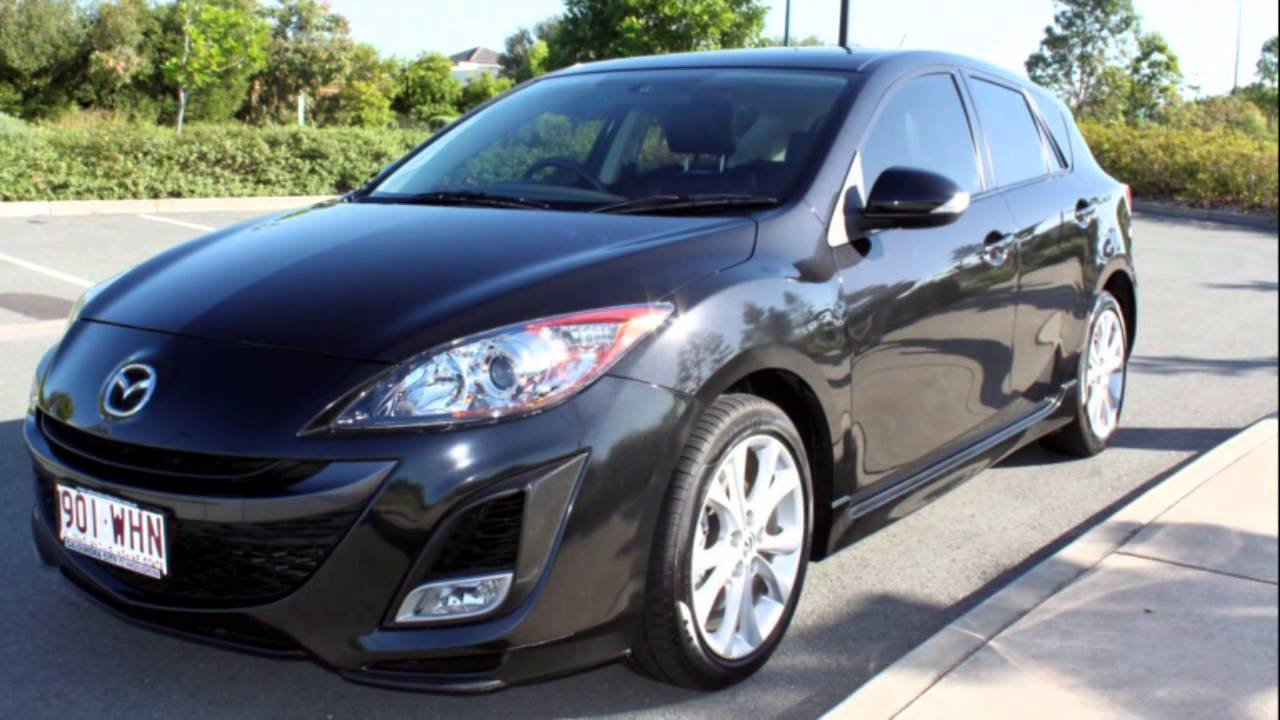 Picture of Luke's 2009 Mazda 3