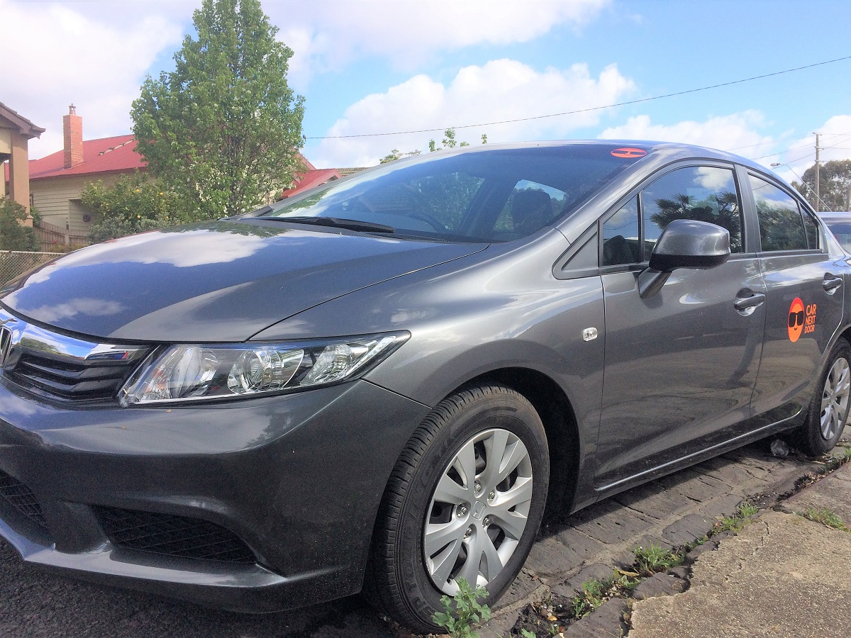 Picture of Dorian's 2013 Honda Civic