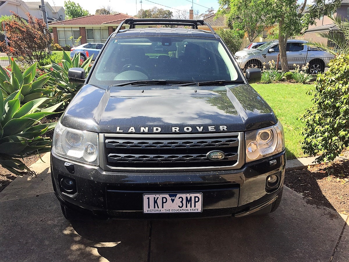 Picture of Liam's 2011 Land Rover Freelander