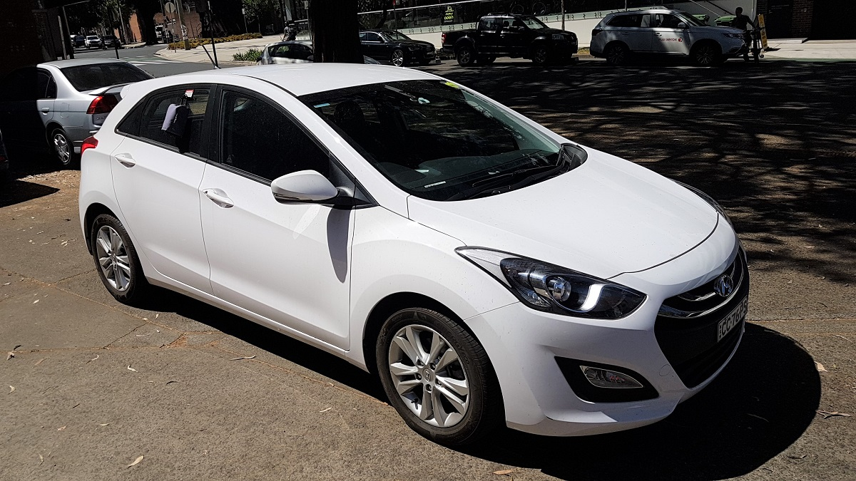 Picture of Jonny's 2014 Hyundai i30
