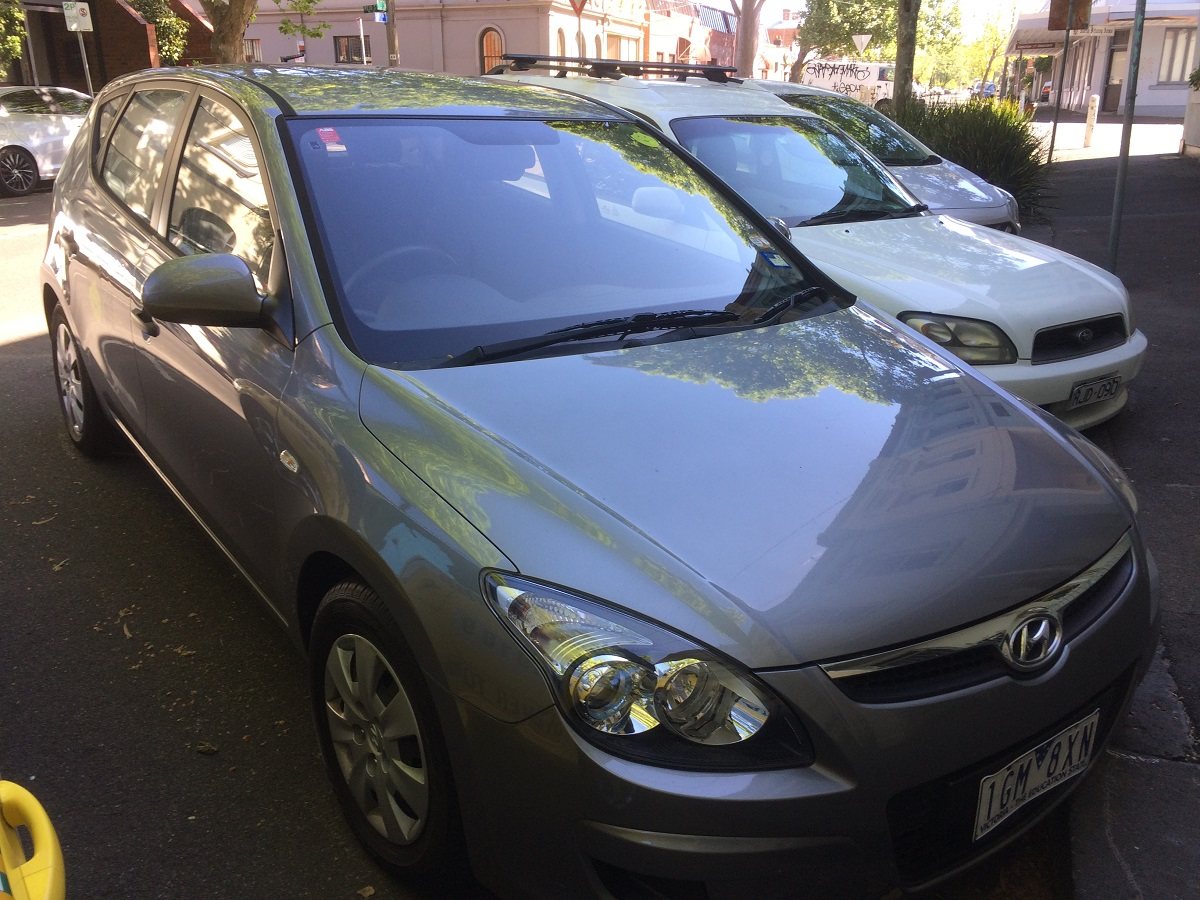 Picture of Anna's 2010 Hyundai i30