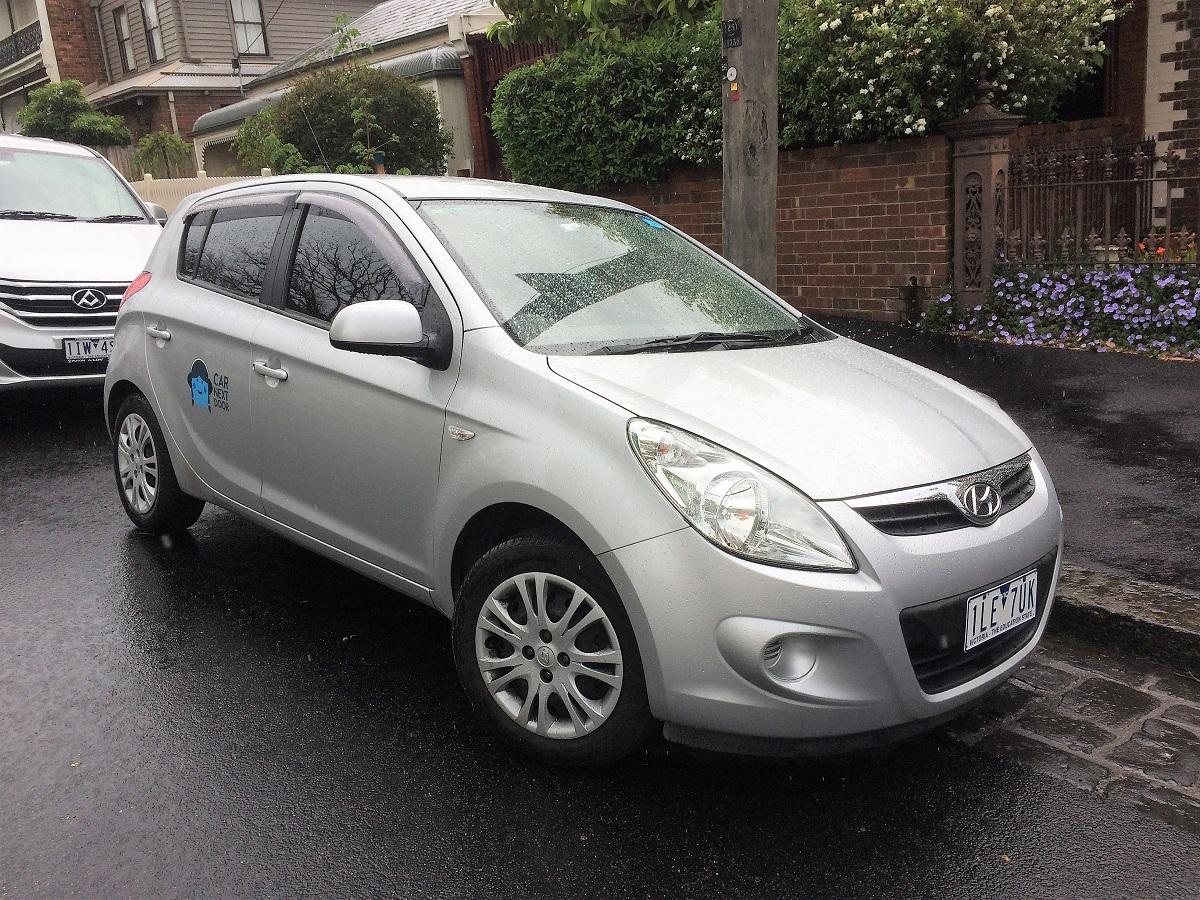 Picture of Charles' 2011 Hyundai i20