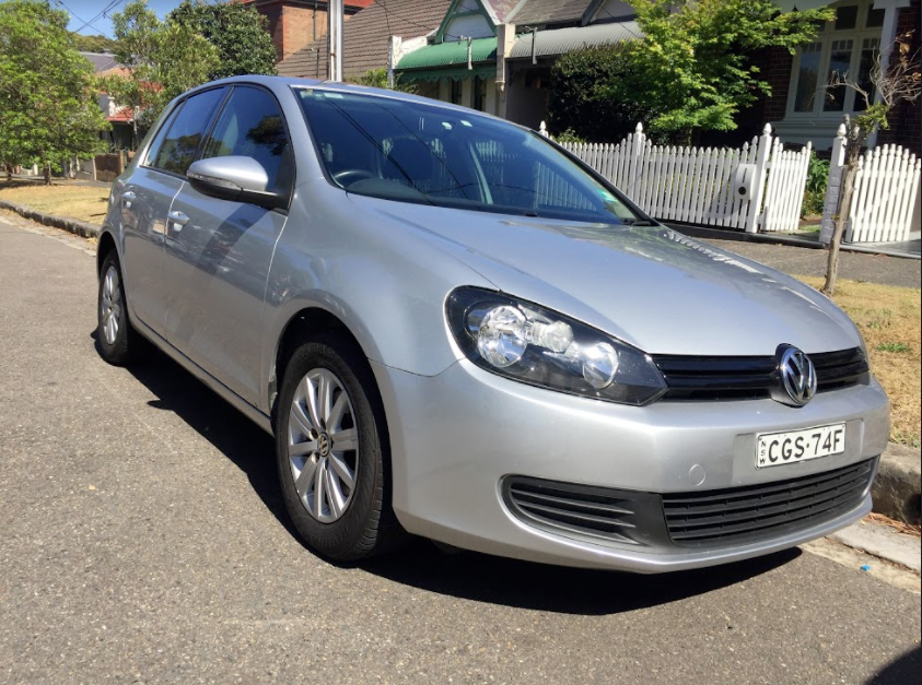 Picture of Polly's 2011 Volkswagen Golf