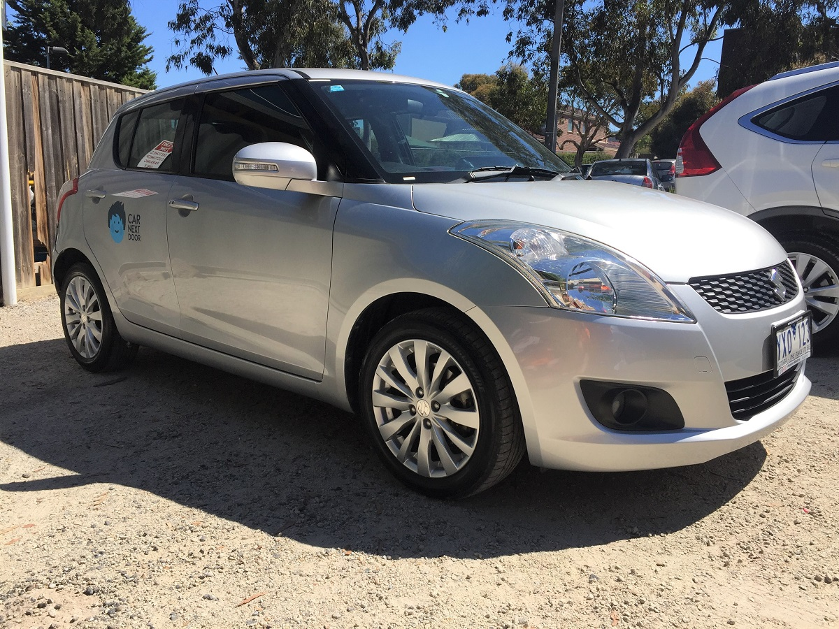 Picture of Alan's 2011 Suzuki Swift